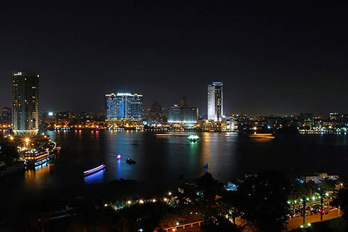 Cairo by night tour